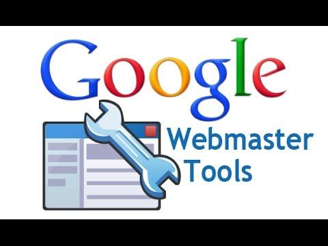 Herramienta para Webmasters de Google, Alexa, Bing | Google Webmaster Tools