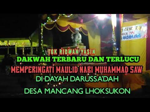 Xxx Mp4 Dakwah Lucu Aceh Tgk Ridwan Yasin Memperingati Maulid Nabi Muhammad SAW 3gp Sex