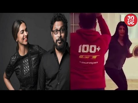 Deepika To Team Up With Shoojit Sircar Again? | Shruti Preps Up For Sangamithra