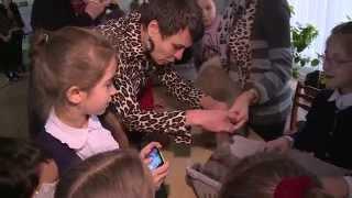2014 11 14 Выставка кошек в школе №5 г Донецка