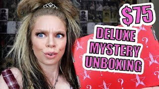 Jeffree Star Cosmetics $75 DELUXE Valentine Mystery Box Unboxing