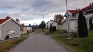 Bairro pobre (periferia) da Noruega