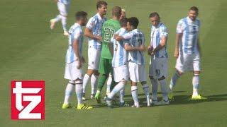 TSV 1860 München vs. SC Freiburg - Highlights - Ivica Olic Premiere für die Löwen