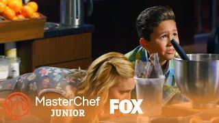 A Cupcake Explosion   Season 5 Ep. 2   MASTERCHEF JUNIOR