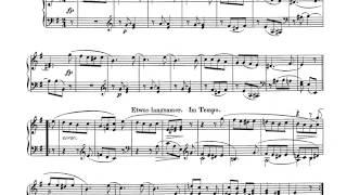 Schumann. Album for the Young Op. 68. 16- First Loss Partitura E Interpretación