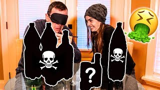MYSTERY DRINK CHALLENGE!! - (Do Not Try This At Home)