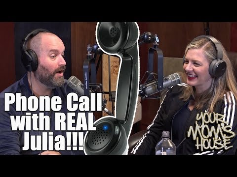 Interviewing the REAL Julia!! - YMH Highlight