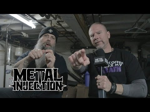 Xxx Mp4 EXHORDER On Reuniting Where Groove Metal Came From And More Metal Injection 3gp Sex