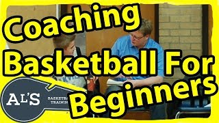Coaching Basketball For Beginners   How To Coach Basketball