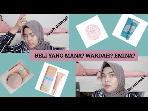 Xxx Mp4 BATTLE WARDAH VS EMINA BB CUSHION AND PRIMER REVIEW JUJUR 3gp Sex