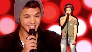 The Voice France 2015 Saison 4 Marocain Yann'sine Jebli
