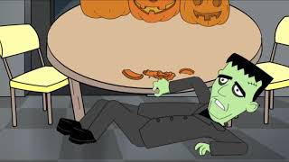 """Mixed Nutz - Episode 10 - """"Haunted Halloween"""" - Clip 1"""