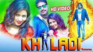 KHILADI Returns (Dusmanta Suna) New Sambalpuri HD Video 2017