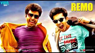 Remo - Senjitaley Anirudh Copied From OSTHI Thaman
