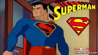 SUPERMAN CARTOON: The Arctic Giant (1942) (Remastered) (HD 1080p)