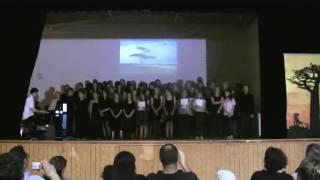 Chorale du collège de XERTIGNY - Si le roi lion m