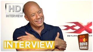 xXx 3 | Vin Diesel missed Xander Cage! Exclusive Interview (2017)