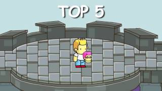 Scribblenauts Unlimited Top 5 Creations of the Year [VOTING DONE!]