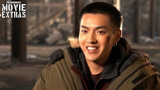xXx: Return of Xander Cage | On-set visit with Kris Wu