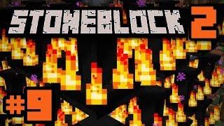 Minecraft StoneBlock 2 LIVE [9] The EMC Factory