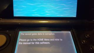 pokemon moon corrupt save soft resetting to blame