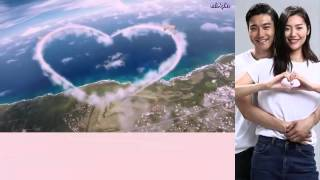 ENG SUB We are in love Siwon and Liu Wen Ep 11 engsub   WGM