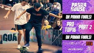 PRO TOP16 Part 2   Danish Panna Finals 2018