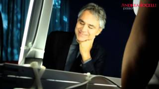 Andrea Bocelli's beautiful new album Passione / Epk 2
