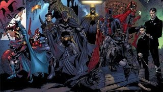 Batman: Battle For The Cowl | Motion Comic Film