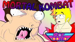 STARBOMB: Mortal Kombat High (animated music video)