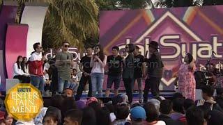 Dahsyat Kedatangan Pemain Preman Pensiun & TOP [ Dahsyat] [ 18 Agustus 2015 ]