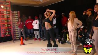 Da War Zone: Battle - JMONEY VS  NESHA (Pt.1)