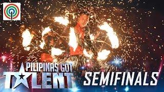Pilipnas Got Talent Semifinals: Legendary Fire Artists - Fire Dance Group