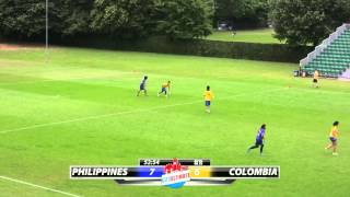 WU23 2015 | Colombia vs Philippines (Mixed)