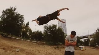 Parkour and Freerunning 2016 - Fearless