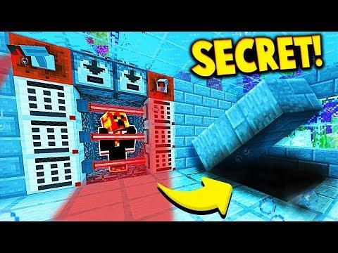 I FOUND A SECRET UNDERWATER MINECRAFT PRISON HARDEST ESCAPE Minecraft 1.13