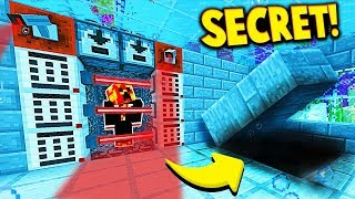 I FOUND A *SECRET* UNDERWATER MINECRAFT PRISON! HARDEST ESCAPE! (Minecraft 1.13)