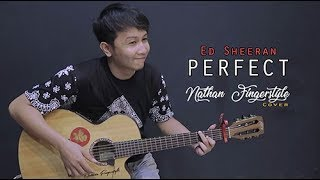(Ed Sheeran) Perfect - Nathan Fingerstyle | Guitar Cover
