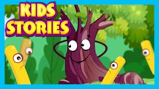 Kids Stories - The Oak Tree & More | Kids Short Stories In English | Story Compilation by Kids Hut