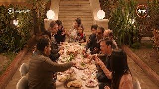 أكلة الفسيخ والرنجة ولمة العيلة .. ( واضح ان نفسك مسدودة .. أبويا بيقلش يا جماعة ) 😂 #أبو_العروسة