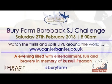 Bury Farm Bareback Challenge 2016