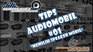 Audio Mobil Tips #01