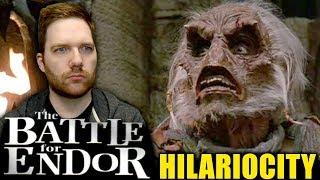 Ewoks: The Battle for Endor - Hilariocity Review