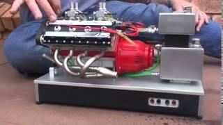 Ferrari Mini Motor V8 Engine Ferrari v8