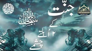 Jannat Ke 2 Ubalte Chasme (Molana Tariq Jameel Saheb)
