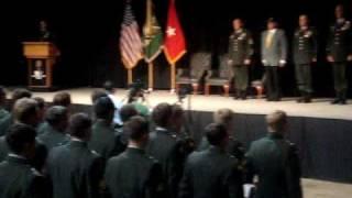 green beret graduation october 2008 - ballad of the green beret