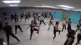 """Adult Hip-Hop w/Dee Delgado - Ciara """"Level Up"""""""