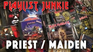 Judas Priest/ Iron Maiden - Playlist Junkie #8