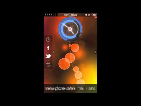 13 cool DreamBoard Themes for iPhone 4 4s 5 and iPod Touch you need to look