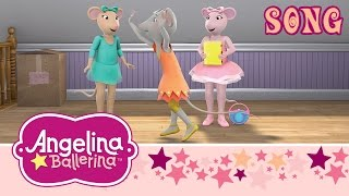 Angelina Ballerina - Being Different (SONG)